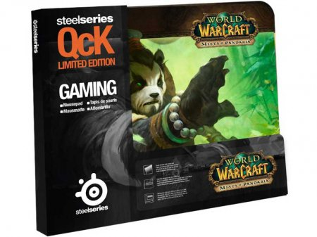 SteelSeries QcK World of Warcraft Mists of Panda Forest Limited Edition Musmatta