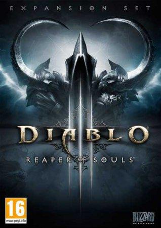 Diablo III (3) Reaper of Souls Expansion