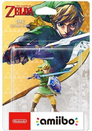 Nintendo amiibo Zelda Collection (Skyward Sword Link)