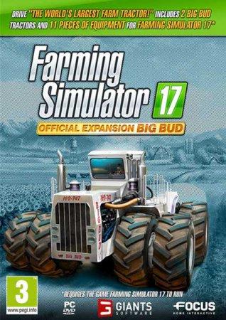 Farming Simulator 17 Official Expansion Big Bud