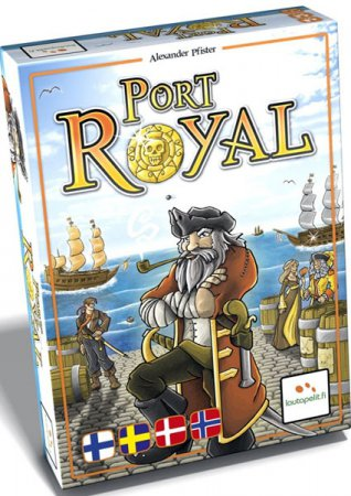 Port Royal (Nordisk Version)