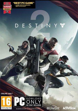 Destiny 2 (Endast Download Kod, I Kartongen)