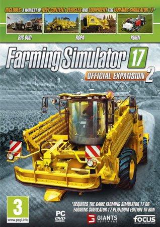 Farming Simulator 17 Official Expansion 2