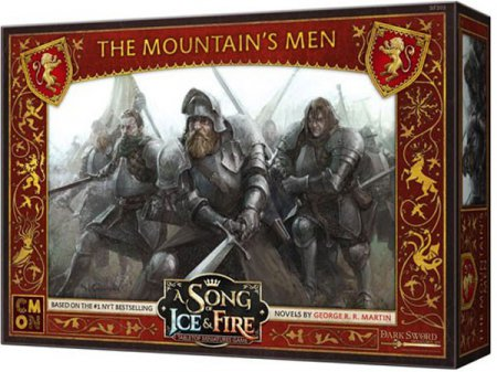 A Song of Ice and Fire Tabletop Miniatures Game The Mountains Men