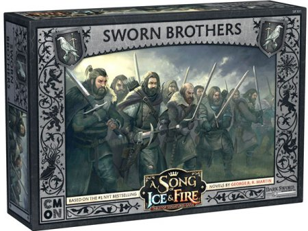 A Song of Ice and Fire Tabletop Miniatures Game Sworn Brothers