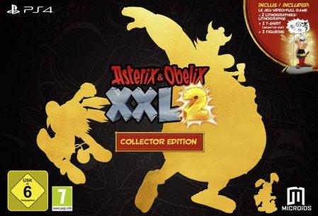 Asterix & Obelix XXL 2 Collectors Edition