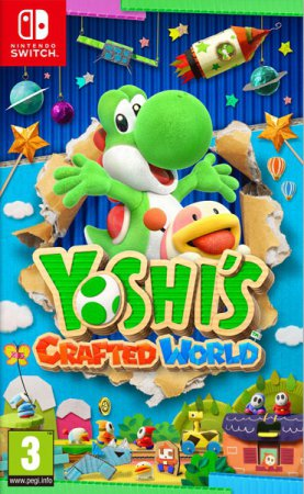 Yoshis Crafted World (Bergsala UK4)