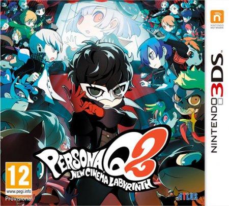 Persona Q2 New Cinema Labyrinth Launch Edition
