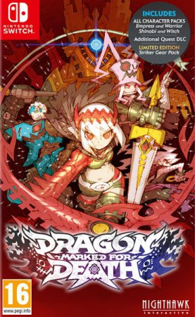 Dragon Marked for Death Launch Edition