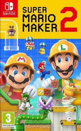 Super Mario Maker 2 (Bergsala UK4)