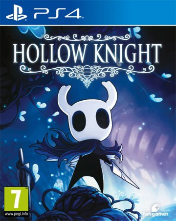 Hollow Knight (inkl. Hollow Knight Pin)