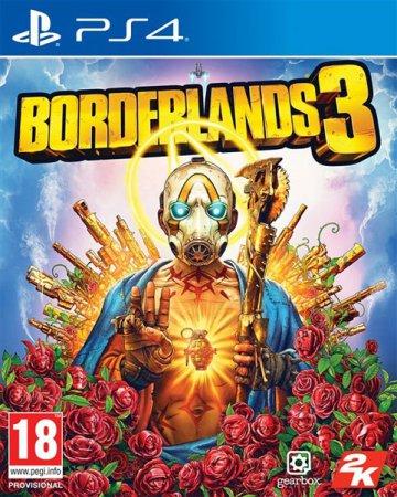 Borderlands 3 (inkl. Förbokningserbjudande)