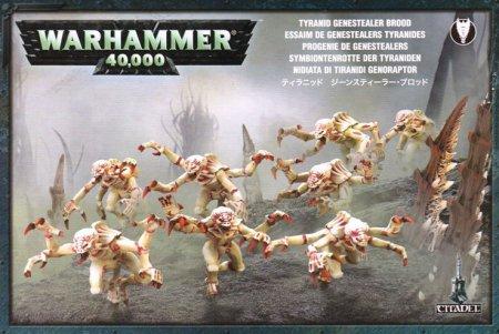 Warhammer 40K Genestealer Brood