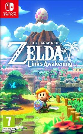 The Legend of Zelda Links Awakening (Bergsala UK4)
