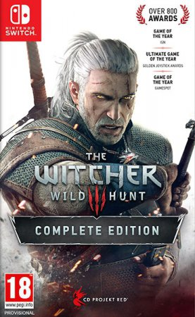 The Witcher III (3) Wild Hunt Complete Edition