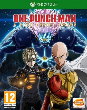 One Punch Man A Hero Nobody Knows (inkl. Förbokningserbjudande)