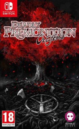 Deadly Premonition Origins Collectors Edition