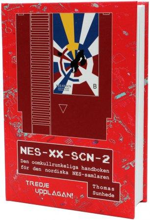 NES-XX-SCN-2 Handboken om NES-Spel Tredje Upplagan (Inbunden)