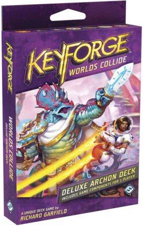 Keyforge Worlds Collide - Deluxe Archon Deck