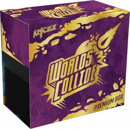 Keyforge Worlds Collide - Premium Box