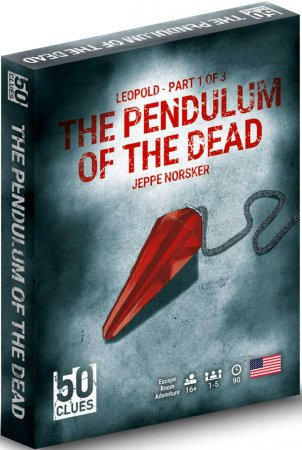 50 Clues Leopold Part 1/3 The Pendulum of the Dead