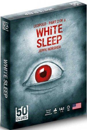 50 Clues Leopold Part 2/3 White Sleep