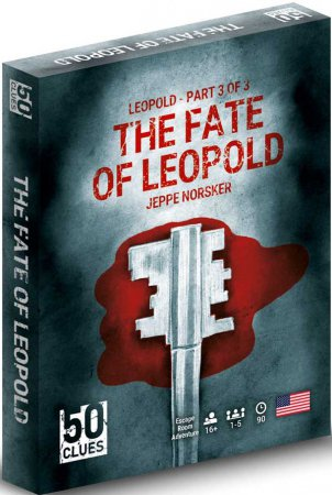 50 Clues Leopold Part 3/3 The Fate of Leopold