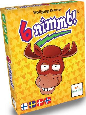 6 Nimmt! (Skandinavisk Version)