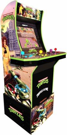 Arcade1Up Teenage Mutant Ninja Turtles Arcade Cabinet