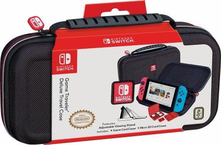 Nintendo Switch Deluxe Travel Case Svart