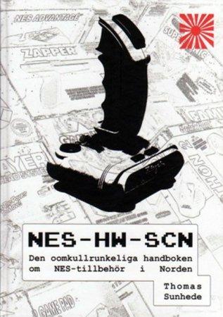 NES-HW-SCN Handboken om NES-Tillbehör (Inbunden)