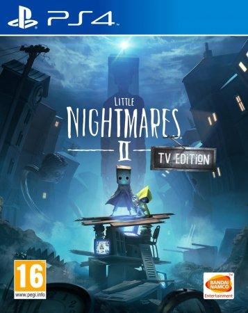 Little Nightmares II (2) TV Edition (inkl. Förbokningserbjudande)