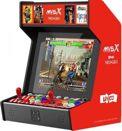 SNK MVSX Home Arcade