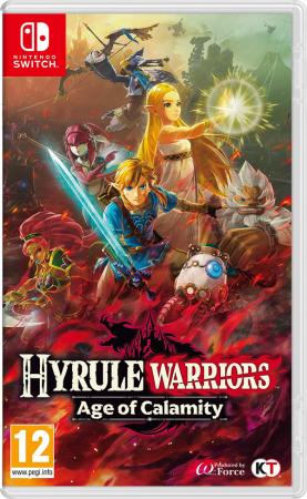 Hyrule Warriors Age of Calamity inkl. Förhandsbokningserbjudande (Bergsala UK4)