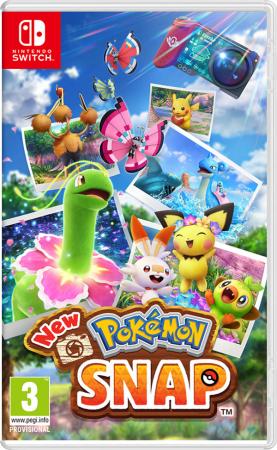 New Pokemon Snap (Bergsala UK4) inkl. Förbokningserbjudande