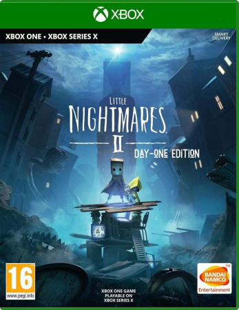 Little Nightmares II (2) Day One Edition