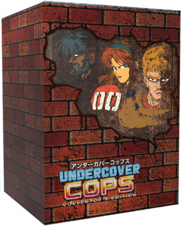 Undercover Cops Collectors Edition