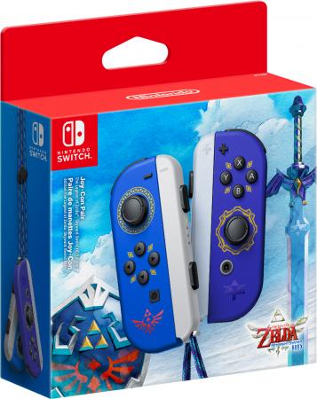 Nintendo Switch Joy-Con Pair The Legend of Zelda Skyward Sword HD Edition
