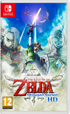 The Legend of Zelda Skyward Sword HD (Bergsala UK4)