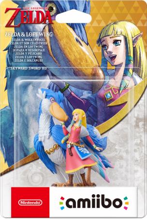 Nintendo amiibo Zelda Collection (Zelda & Loftwing) - Leverans Oktober 2021