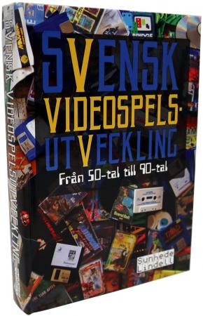 Svensk Videospelsutveckling från 50-tal till 90-tal