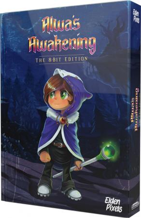 Alwas Awakening NES Collectors Edition