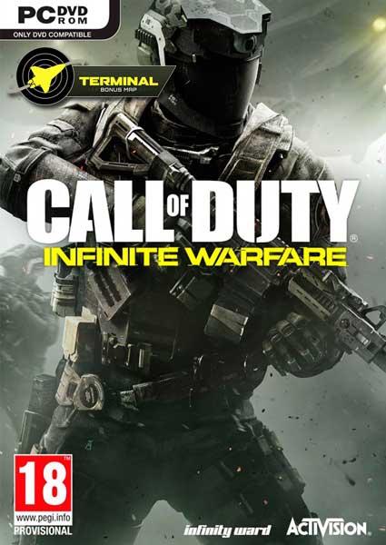 call of duty infinite warfare prisjakt