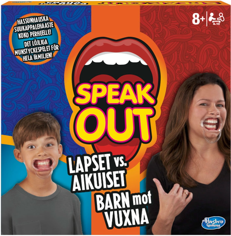 speak out svenska