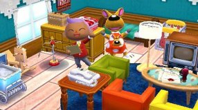 Screenshot på Animal Crossing Happy Home Designer Bergsala UK4 (inkl. Speciellt Amiibo Kort)