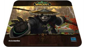 Screenshot på SteelSeries QcK World of Warcraft Mists of Panda Monk Limited Edition Musmatta