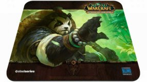 Screenshot på SteelSeries QcK World of Warcraft Mists of Panda Forest Limited Edition Musmatta
