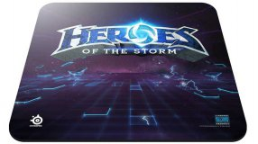 Screenshot på SteelSeries QcK Heroes of the Storm Limited Edition Musmatta