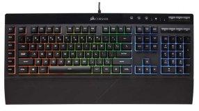 Screenshot på Corsair Gaming K55 RGB Gaming Keyboard (Nordisk)