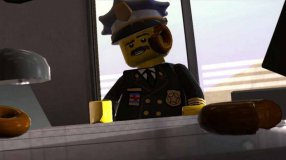 Screenshot på Lego City Undercover